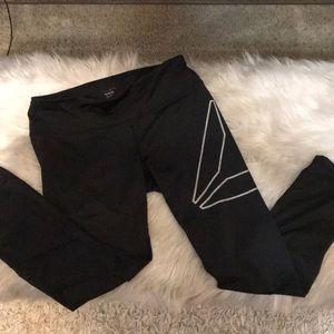 Reebok black activewear leggings